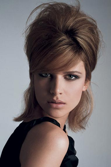Bouffant Hairstyle Evergreen Hairstyle Of The Century
