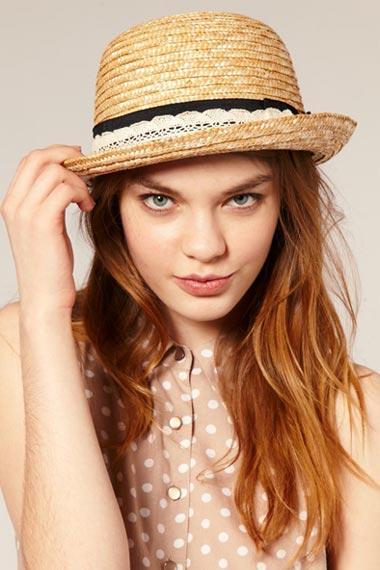 Stylish Hats For Summer 2012